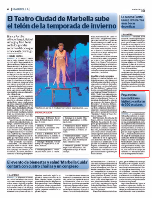 NOTICIA EN DIARIO SUR